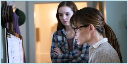 Jennifer Garner y Kaitlyn Dever