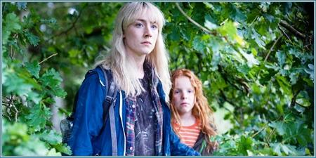 Saoirse Ronan y Harley Bird