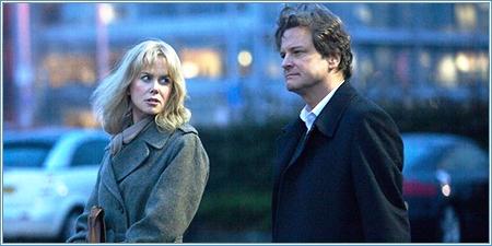 Nicole Kidman y Colin Firth