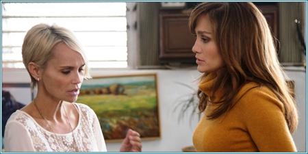 Kristin Chenoweth y Jennifer Lopez