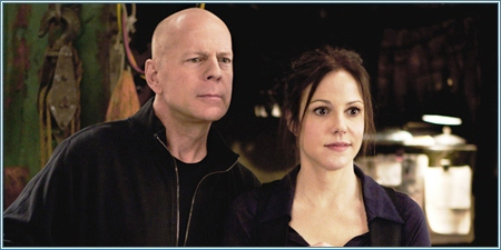 Bruce Willis y Mary-Louise Parker