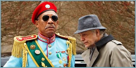 Morgan Freeman y John Malkovich