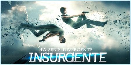 La serie Divergente: Insurgente (The Divergent series: Insurgent)