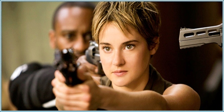 Shailene Woodley es Tris Prior