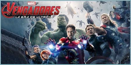 Vengadores: La era de Ultrón (Avengers: Age of Ultron)