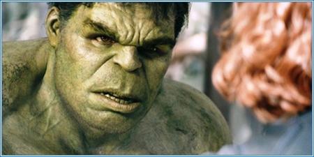 Hulk y La Viuda Negra