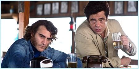 Joaquin Phoenix y Benicio Del Toro