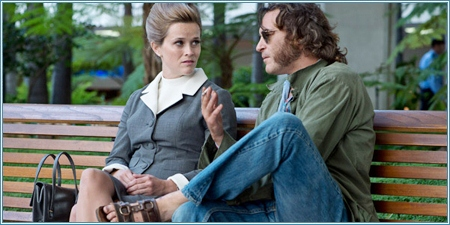 Reese Witherspoon y Joaquin Phoenix