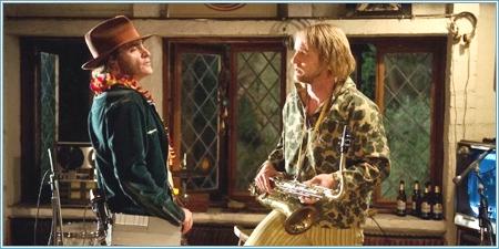 Joaquin Phoenix y Owen Wilson