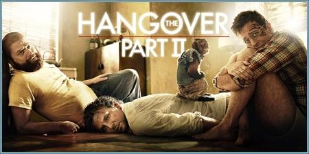 Resacón 2, ¡ahora en Tailandia! (The hangover: Part II)