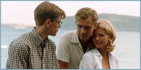 Matt Damon, Jude Law y Gwyneth Paltrow