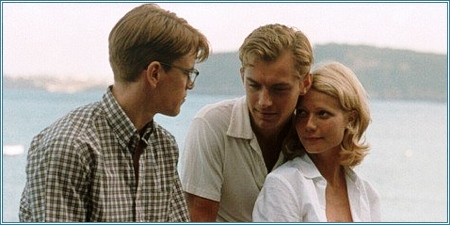 Matt Damon, Jude Law y Gwyneth Paltrow