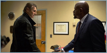 Liam Neeson y Forest Whitaker