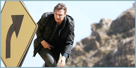 Liam Neeson es Bryan Mills