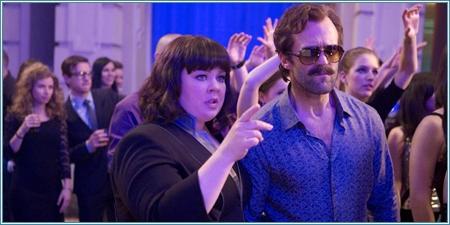 Melissa McCarthy y Jason Statham
