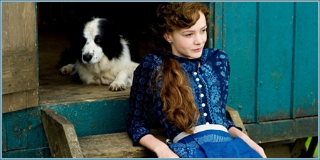 Carey Mulligan es Betsabé Everdene