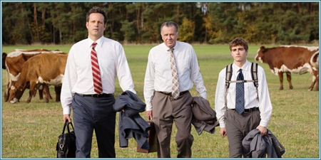 Vince Vaughn, Tom Wilkinson y Dave Franco