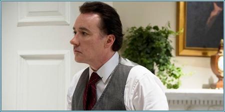 John Cusack es Richard Nixon