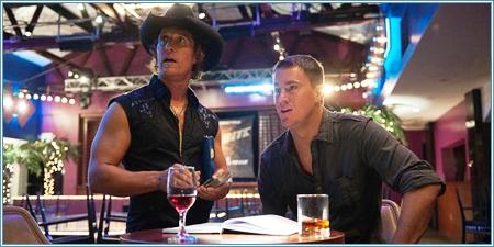 Matthew McConaughey y Channing Tatum