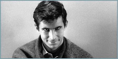 Anthony Perkins es Norman Bates