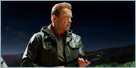"""Arnold Schwarzenegger es """"El abuelo"""""""
