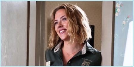Scarlett Johansson es Kelly Foster