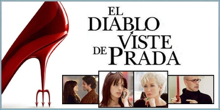 El diablo viste de Prada (The devil wears Prada)