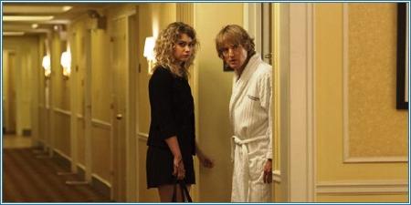 Imogen Poots y Owen Wilson