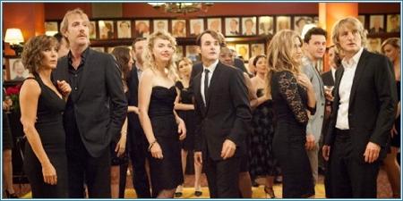 Jennifer Aniston, Rhys Ifans, Imogen Poots, Will Forte, Kathryn Hahn y Owen Wilson