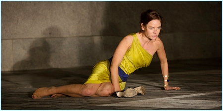 Rebecca Ferguson es Ilsa Faust
