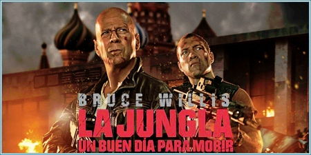 La jungla: Un buen día para morir (A good day to die hard)