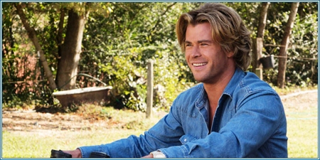 Chris Hemsworth es Stone Crandall