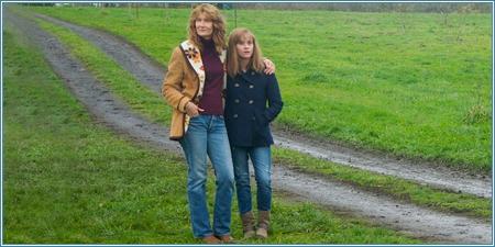 Laura Dern y Reese Witherspoon