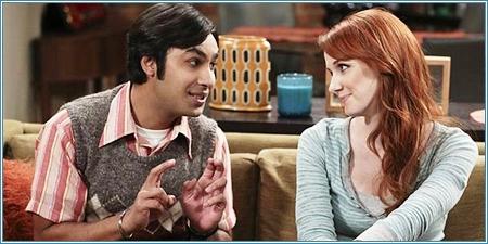 Raj y Emily