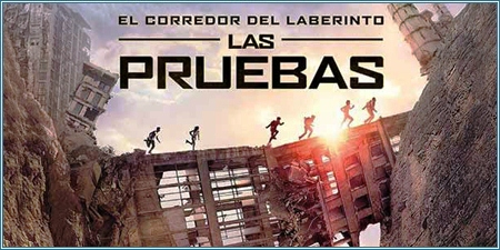 El corredor del laberinto: Las pruebas (Maze runner: The scorch trials)