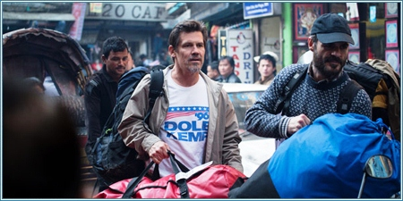 Josh Brolin y Michael Kelly
