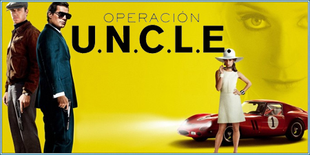 Operación U.N.C.L.E. (The man from U.N.C.L.E.)
