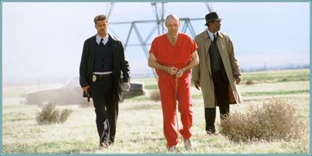 Brad Pitt, Kevin Spacey y Morgan Freeman