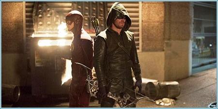Flash y Arrow