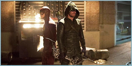 Flash y Arrow