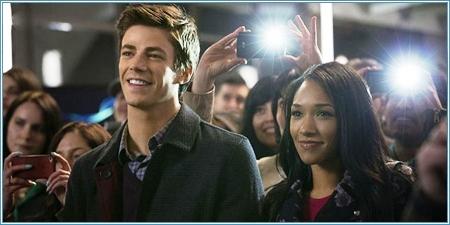 Barry e Iris