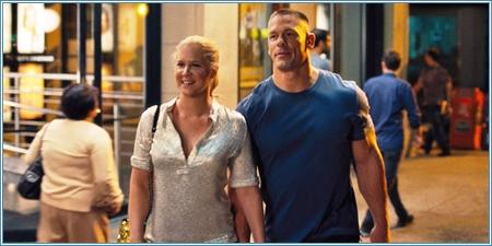 Amy Schumer y John Cena