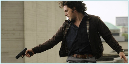 Kit Harington es Will Crombie