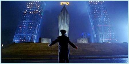El padre Ángel en la Plaza de Castilla