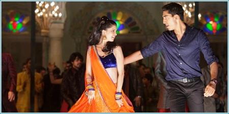 Tina Desai y Dev Patel son Sunaina y Sonny