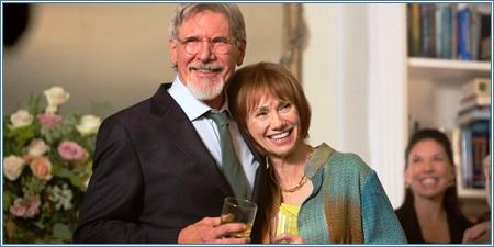 Harrison Ford y Kathy Baker
