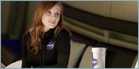Jessica Chastain es la comandante Melissa Lewis