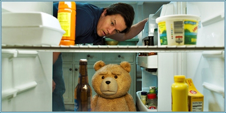 Mark Wahlberg y Ted