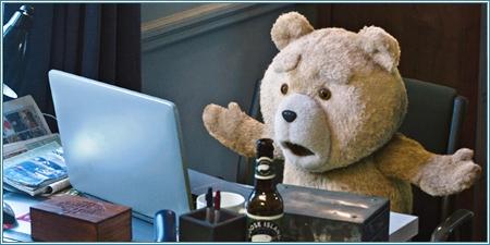 El osos Ted