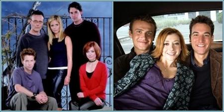 """""""Buffy, cazavampiros"""" y """"Cómo conocí a vuestra madre"""""""